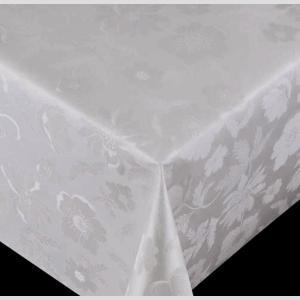 テーブルクロス ダイヤモンドシリーズ フラワー シルバー 67051 幅140cm 10cm単位切売 商品番号: 6900321送料別 通常配送 同梱不可 / クロス 切り売り|handsman