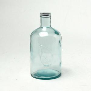 ガラス瓶 ガラスボトル ふた付き 蓋付 / エコガラスボトル 1.4L STORAGE 5783 スペイン製 直輸入 7827725 送料別 通常配送 / リサイクルガラス ガラス 瓶|handsman