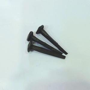 化粧釘 高さ:約26mm ラフヘッド ネイル CW−2M(207本入) (建材)(8306303)  送料別 通常配送|handsman