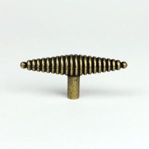 金属製取っ手 1542-88ZN10 幅:約88mm 家具 ツマミ (8392889) 【送料別】【通常配送】|handsman