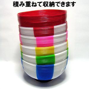 タカのポリ提灯 ちょうちん 赤白(紅白) レッド/ホワイト 40−7037 直径23cm×高さ24cm (8576173)  送料別 通常配送 handsman 04