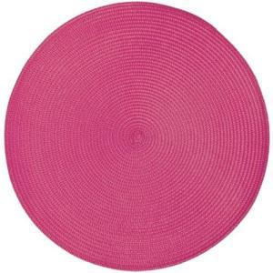 プレースマット テーブル / プレイスマット ラウンド ピンク テーブルマット ランチョンマット ランチマット 【pink】 8691622 送料別 通常配送|handsman