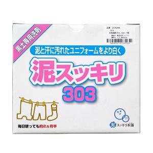 泥スッキリ303 黒土専用洗剤 2ZA590 (8735743) 取寄せ商品 送料別 通常配送|handsman