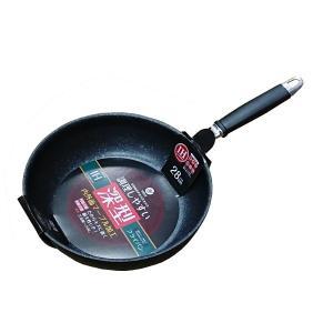 フライパン ベストコ 調理しやすい 深型フライパン 28cm IH対応 (8804567) 取寄せ商品 送料別 通常配送|handsman
