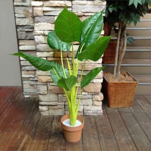 人工観葉植物 ポトス 17012A 高さ約120cm (9078940)  送料別 通常配送 handsman