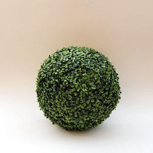 人工観葉植物 NEWツゲボール GB40-38 直径:38cm (9088954)  送料別 通常配送 handsman