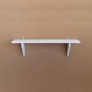 木製ハンギングシェルフ W45CM ホワイト (9234837) 取寄せ商品 送料別 通常配送|handsman