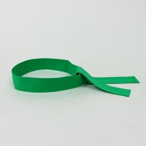 ハチマキ 1枚入り 緑 長さ:110cm (行楽) (9443088)  送料別 通常配送|handsman