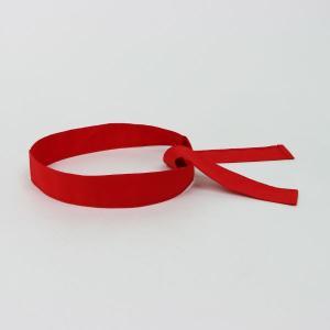 ハチマキ 1枚入り 赤 長さ:110cm (行楽) (9443142)  送料別 通常配送|handsman