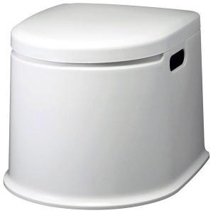 ポータブルトイレP型 【取寄せ商品】【送料別】【通常配送】|handsman