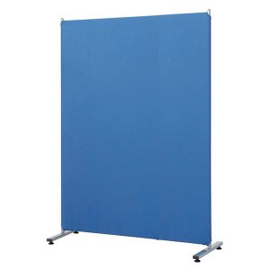 ナカバヤシ 簡易パーティション 1600×1200 ブルー PTS-1612B (9954937) 取寄せ商品 送料別 通常配送|handsman
