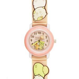 子供用腕時計 キッズウォッチ すみっコぐらし ピンク SX-V06-SG (9961976) 取寄せ商品 送料別 通常配送|handsman