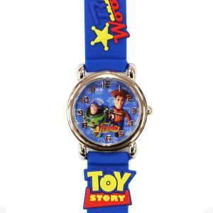 子供用腕時計 キッズウォッチ トイストーリー ブルー WD-S01-TS (9962018) 取寄せ商品 送料別 通常配送|handsman