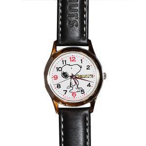 子供用腕時計 スヌーピー 盤面ホワイト ベルトワインレッド CITIZEN AA95-9854 (9962085) 取寄せ商品 送料別 通常配送|handsman