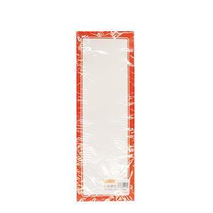 タカ印 赤枠ポスター 2号大 無地 12-2012 100枚 (9964886) 取寄せ商品 送料別 通常配送|handsman