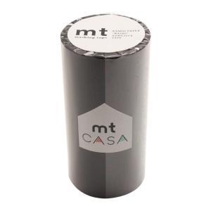 mt CASA マスキングテープ 100mm幅×10m巻き マットブラック MTCA1085|handyhouse