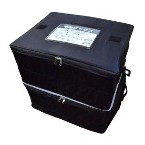 ウケトリーナ宅配Box 布2個用 50×40×52cm 折り畳み可能 設置簡単 保冷保温 戸建 個人...