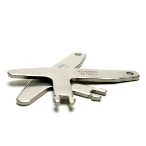 タキゲン (TAKIGEN) A-121-H ハンドル  合鍵 純正品 2本セット