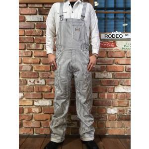 フェローズ オーバーオール Pherrow's Overalls 19S-271OA-ST 【Hic...