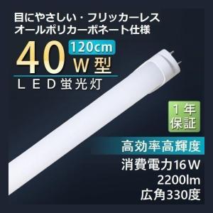目にやさしい フリッカーレス オールポリカーボネート LED...