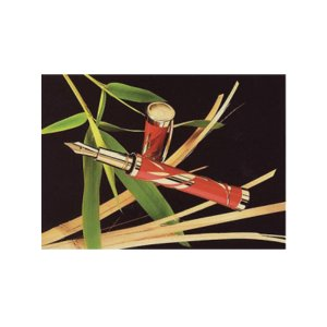 ハーモニー万年筆「風水と筆記具の調和」 万年筆 世界限定888本|hanko-king