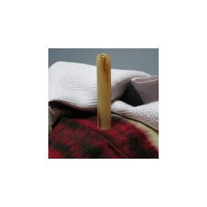 認め印 オランダ水牛(柄)10.5mm 個人印鑑|hanko-king