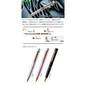 【谷川商事】スタンペンGT ネーム印&訂正印つきボールペン 送料無料 tsk-590xx|hanko-king|02