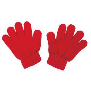 アーテック/カラーのびのび手袋赤 [教材][教育][学習]