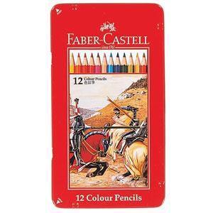 ファーバーカステル色鉛筆 12色セット《FABER-CASTELL/文房具》