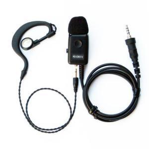 イヤホンマイク クリップマイクロホン  HD-EM51V(S) FT-107/108/307/308シリーズ専用|hanna-web