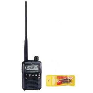 受信機 レシーバー アイコム IC-R6 広帯域ハンディレシーバー (ミニアンテナプレゼント)|hanna-web