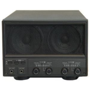 【送料無料】YAESU SP-9000 オーディオフィルター内蔵、デュアル外部スピーカー|hanna-web