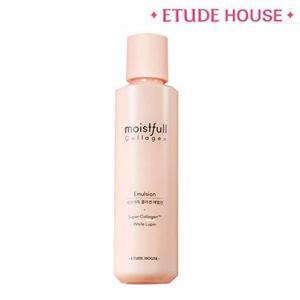ETUDE HOUSE (エチュードハウス) - モイストフル コラーゲン エマルジョン (乳液 150ml) 韓国コスメ|hanryubank