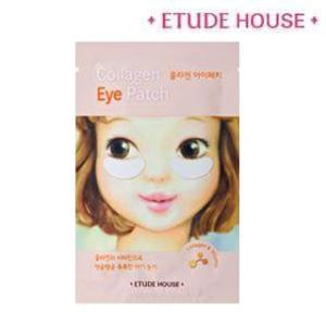【送料無料・速達・代引不可】 ETUDE HOUSE (エチュードハウス) - コラーゲンアイパッチ (Collagen Eye Patch) [5回分]  韓国コスメ|hanryubank