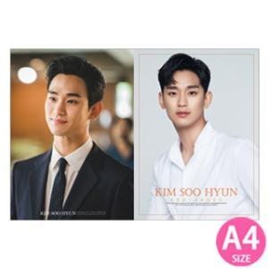 【送料無料・速達・代引不可】 キム・スヒョン (KIM SOO HYUN) グッズ - プレミアム フォトブック 写真集 (Premium Photo Book) 220mm x 305mm SIZE (34p) hanryubank