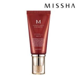 MISSHA (ミシャ) - M パーフェクト カバー BBクリーム UV (No.21) 50ml [SPF42 PA+++(ライトベージュ)] 韓国コスメ|hanryubank