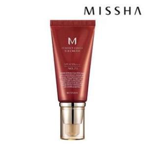MISSHA (ミシャ) - M パーフェクトカバー BBクリーム UV (No.23) 50ml [SPF42 PA+++(ナチュラルベージュ)] 韓国コスメ|hanryubank