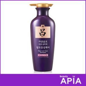 呂 リョ 紫 ジャヤンユンモ シャンプー (乾燥頭皮用) [400ml] 滋養潤毛 / 脱毛防止 / 韓国コスメ hanryubank