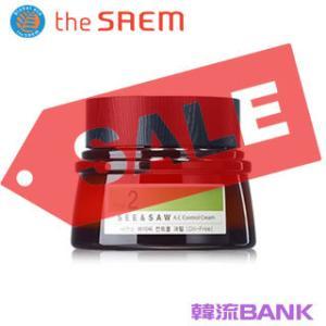 THE SAEM (ザ セム) - シーアンドソウ ACコントロール クリーム (SEE&SAW A.C CONTROL CREAM) [60ml] 韓国コスメ|hanryubank