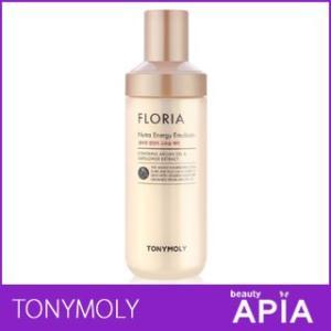 TONYMOLY (トニーモリー) - フローリア ニュートラ エナジー エマルジョン (Floria Nutra energy Emulsion) [乳液 160ml] 韓国コスメ hanryubank