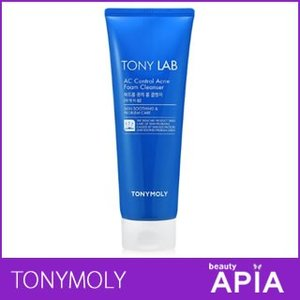 TONYMOLY (トニーモリー) - トニーラップ ACコントロール アクネ フォームクレンザー (TONY LAB AC CONTROL ACNE FOAM CLEANSER) [150ml] 韓国コスメ|hanryubank