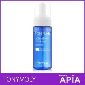 TONYMOLY (トニーモリー) - トニーラップ ACコントロール バブル フォームクレンザー (TONY LAB AC CONTROL BUBBLE FOAM CLEANSER) [150ml] 韓国コスメ|hanryubank