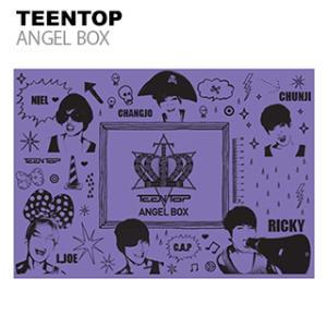 ★限定盤★ TEENTOP (ティーントップ) - ティーントップエンジェルボックス (TEENTOP ANGEL BOX)|hanryubank