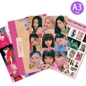 TWICE グッズ - フォト ポスター セット (PHOTO POSTER SET) [ポスター1...