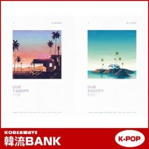 【送料無料・速達・代引不可】 WINNER (ウィナー) シングルアルバム OUR TWENTY FOR (Single Album) [FOR DREAM / FOR YOUTH 2Ver. CD] グッズ|hanryubank