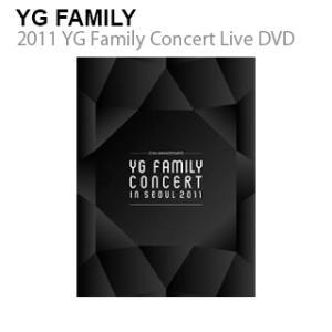 ★BIG SALE★ YG FAMILY - 2011 YG Family Concert Live DVD (コンサート)|hanryubank