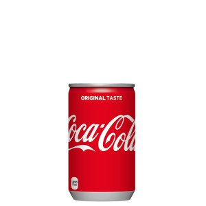 【2ケースセット】コカ・コーラ 160ml缶 (1ケース×30本) hanryuwood
