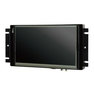 エーディテクノ [KE070T] 7インチ ワイド タッチパネル 液晶ディスプレイ(800x480/HDMI/VGA/RCAx2/LED/4線式抵抗膜方式/組込用) hanryuwood