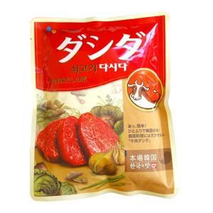 CJ ダシダ(牛肉だし) 牛肉ダシダ 1kg|hanryuwood
