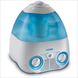 ヴィックス VICKS V3700 気化式加湿器 星のプロジェクター付き hanryuwood